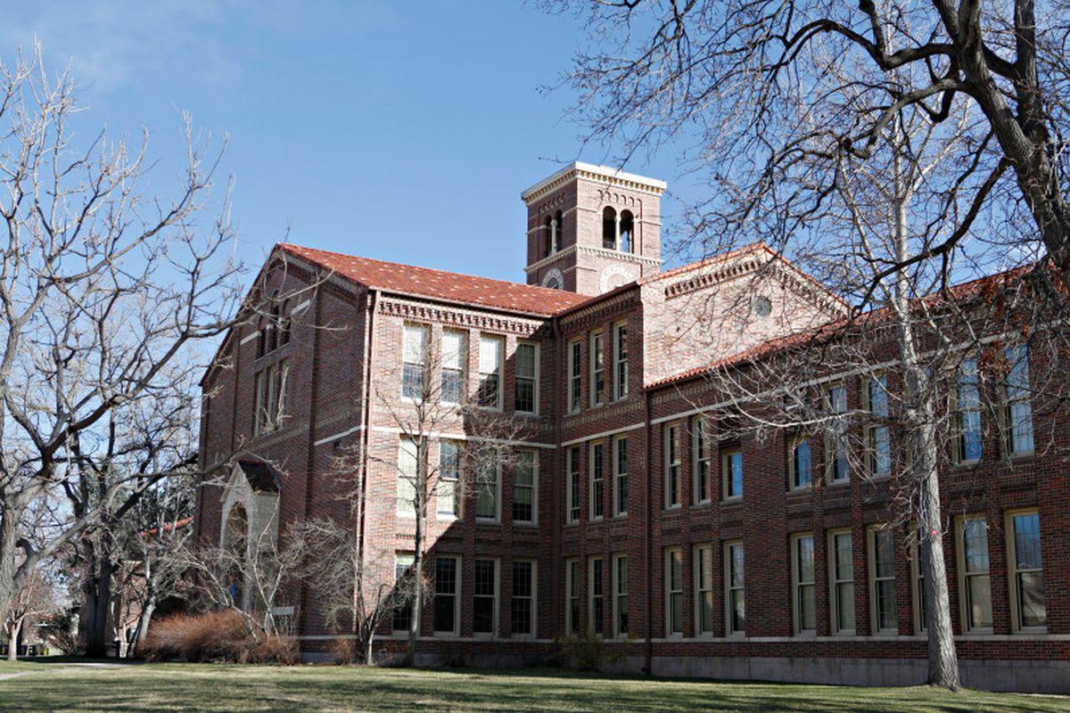 South High School, a Denver public school.