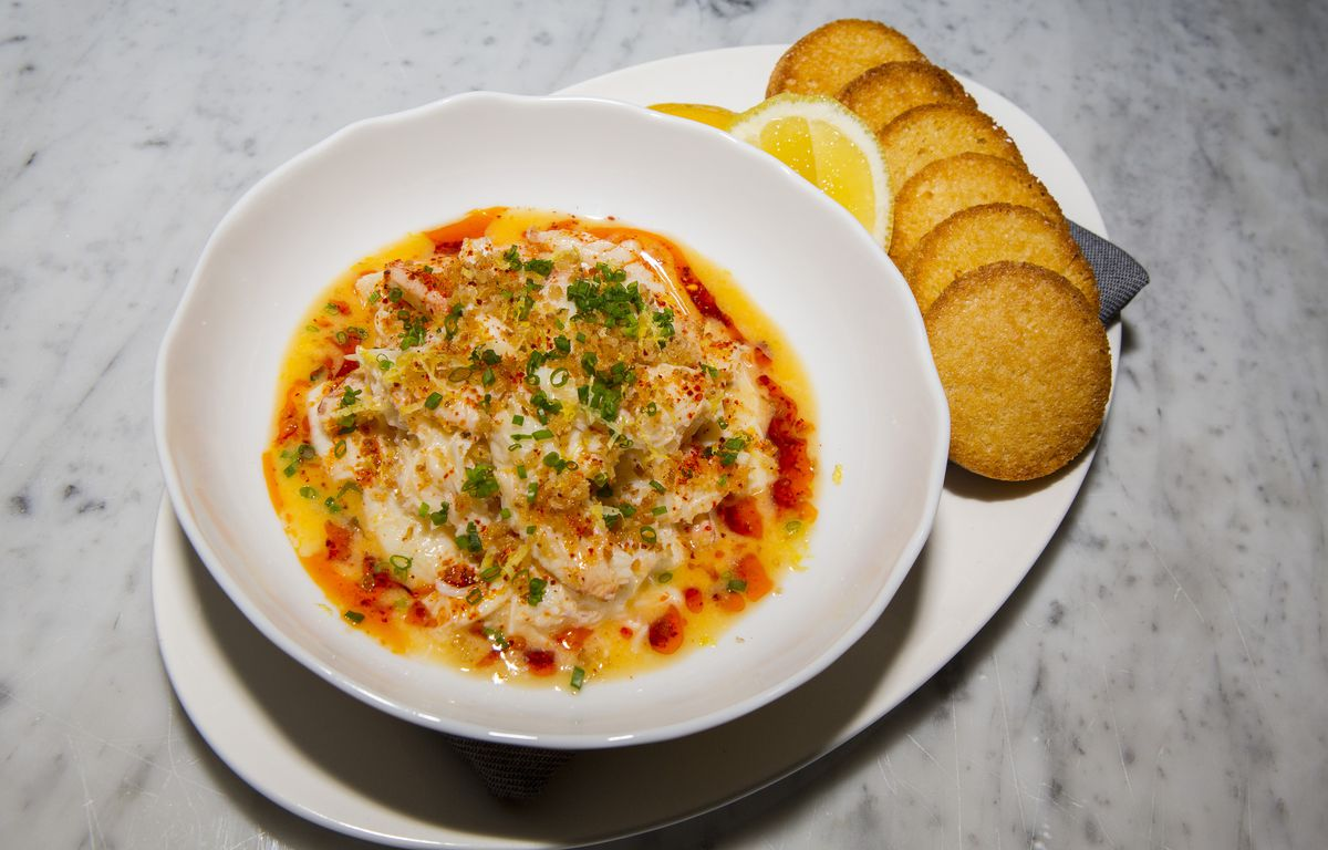 A classic spin on a Chicago dish