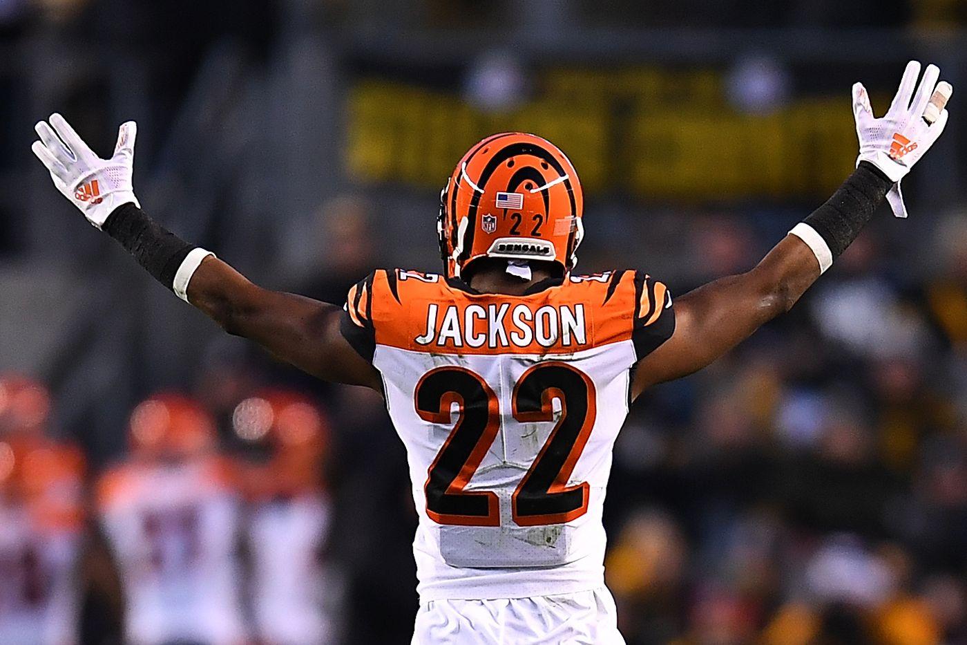 William Jackson Cincinnati Bengals Game Jersey