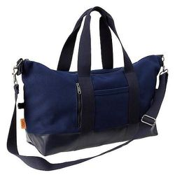 """<strong>GAP</strong> Coated Canvas Tote in Deep True Navy, <a href=""""http://www.gap.com/browse/product.do?cid=73953&vid=1&pid=941736002"""">$69.95</a>"""