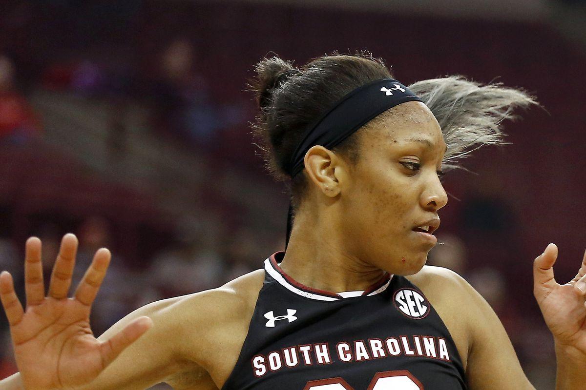 NCAA Womens Basketball: South Carolina at Ohio State