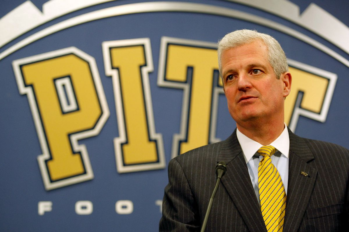 Steve Pederson's done some things right at Pitt (Photo by Jared Wickerham/Getty Images)