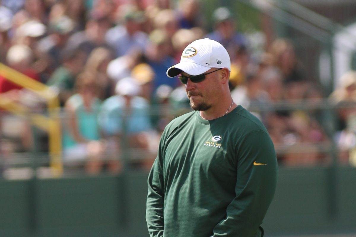 NFL: JUL 27 Packers Training Camp