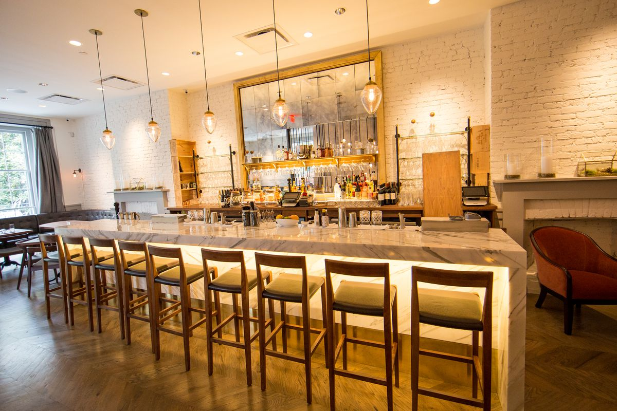 Salon by sucre debuts lunch tea service eater new orleans for Orleans salon