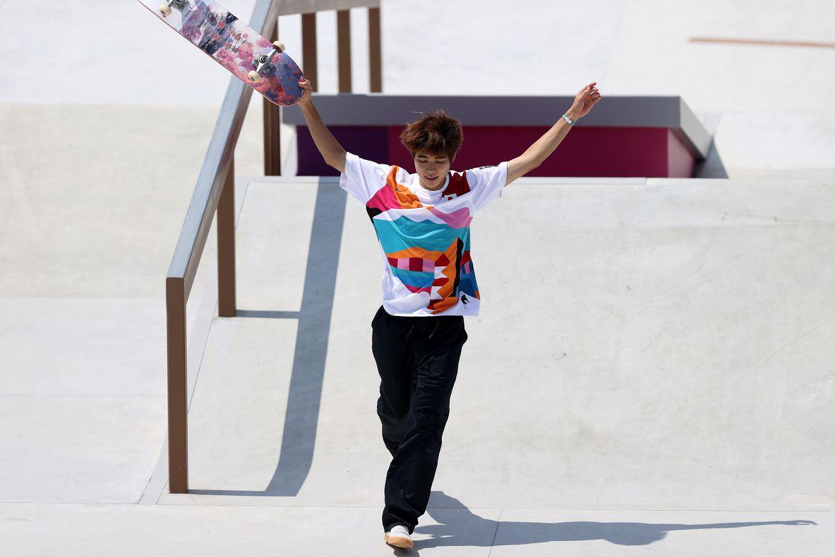 Skateboarding - Olympics: Day 2