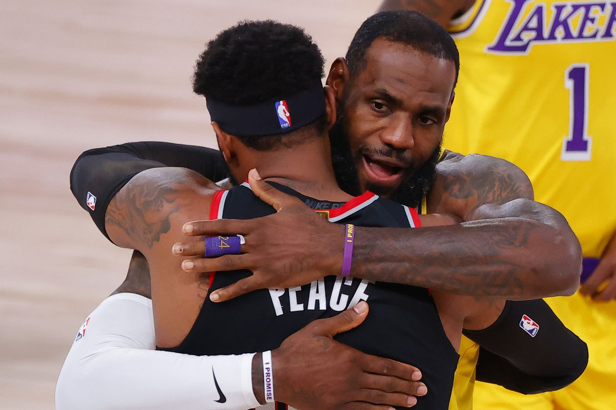Recap Lakers Take Series 4 1 Over Blazers With Game 5 Win Blazer S Edge