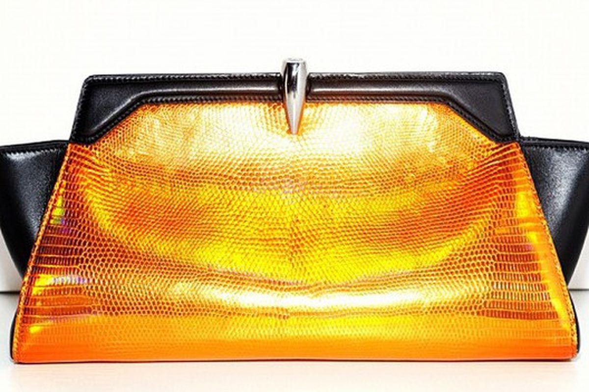 """Naboo"" handbag via <a href=""http://www.nicolaformichetti.com/category/instagram/"">Instagram</a>"