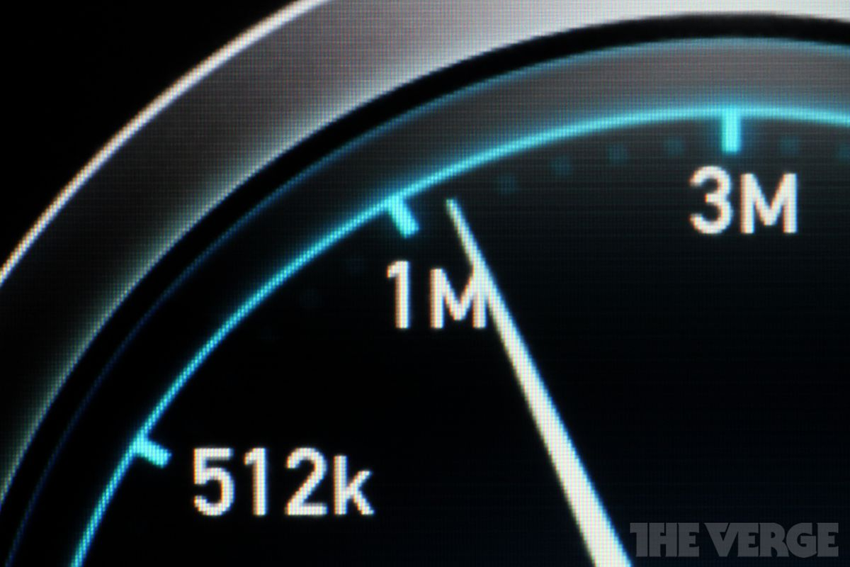 Speedtest 1M