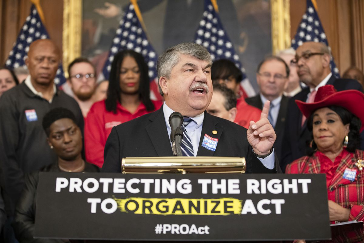 House Democrats Discuss Protecting the Right To Organize Act