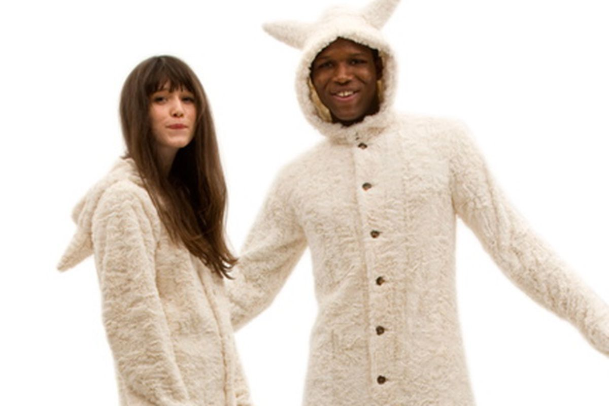 """Where <strong>aren't</strong> the Wild Things? Image via <a href=""""http://www.openingceremony.us/"""">Opening Ceremony</a>."""