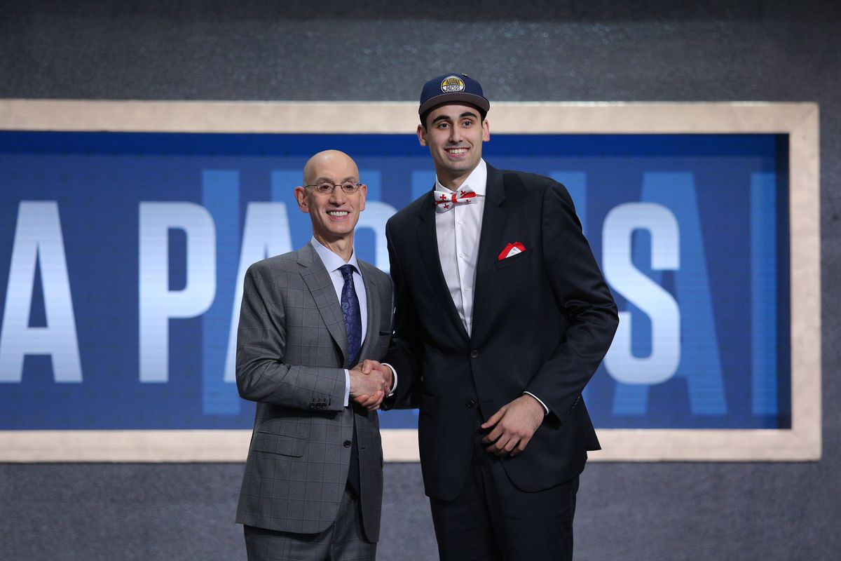 Pacers sign first-round pick Goga Bitadze