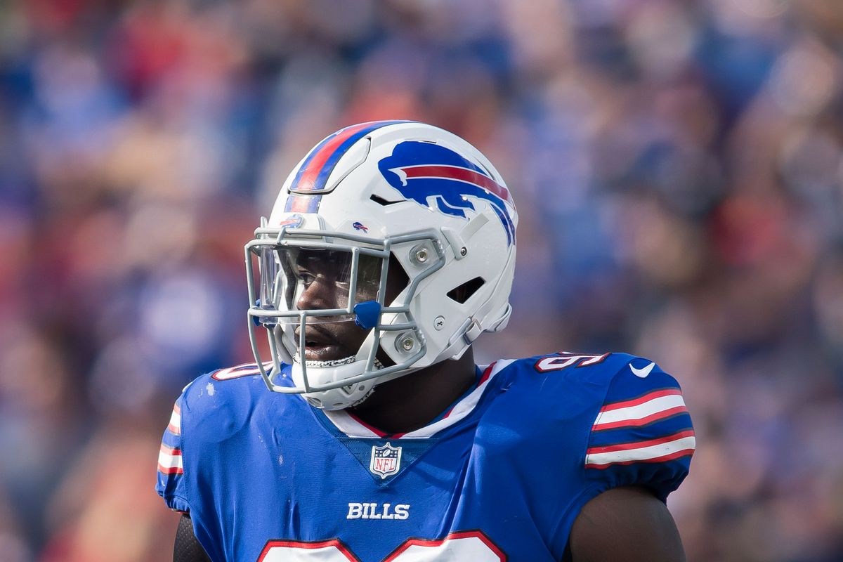 714cc7121 Should Cowboys take a look at former-first round pick Shaq Lawson if  released by Bills