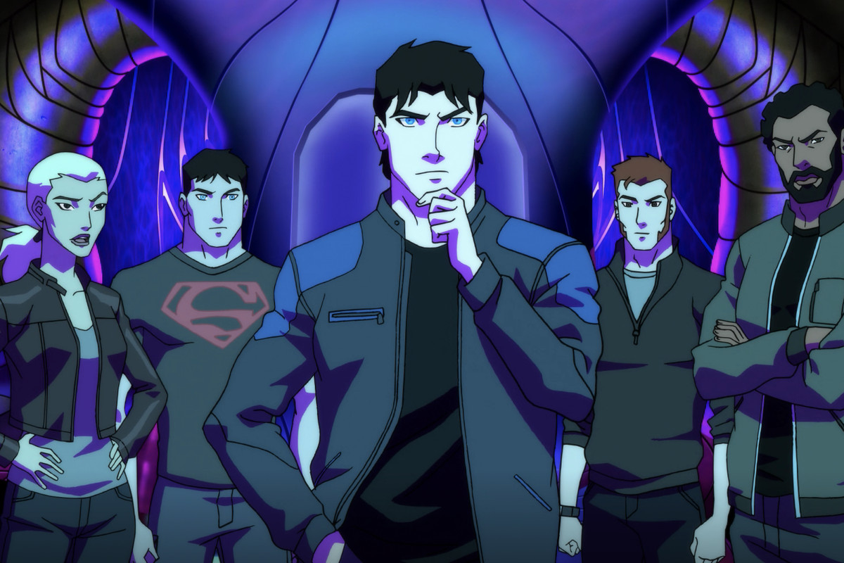 The midseason finale of Young Justice: Outsiders rescues a
