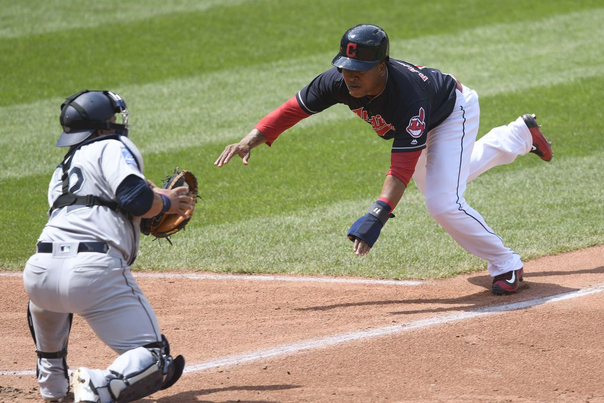 MLB: Seattle Mariners at Cleveland Indians