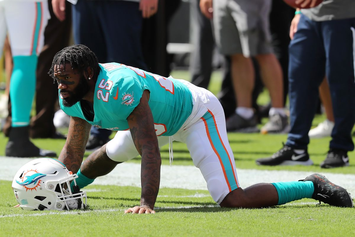 NFL: OCT 10 Dolphins at Buccaneers