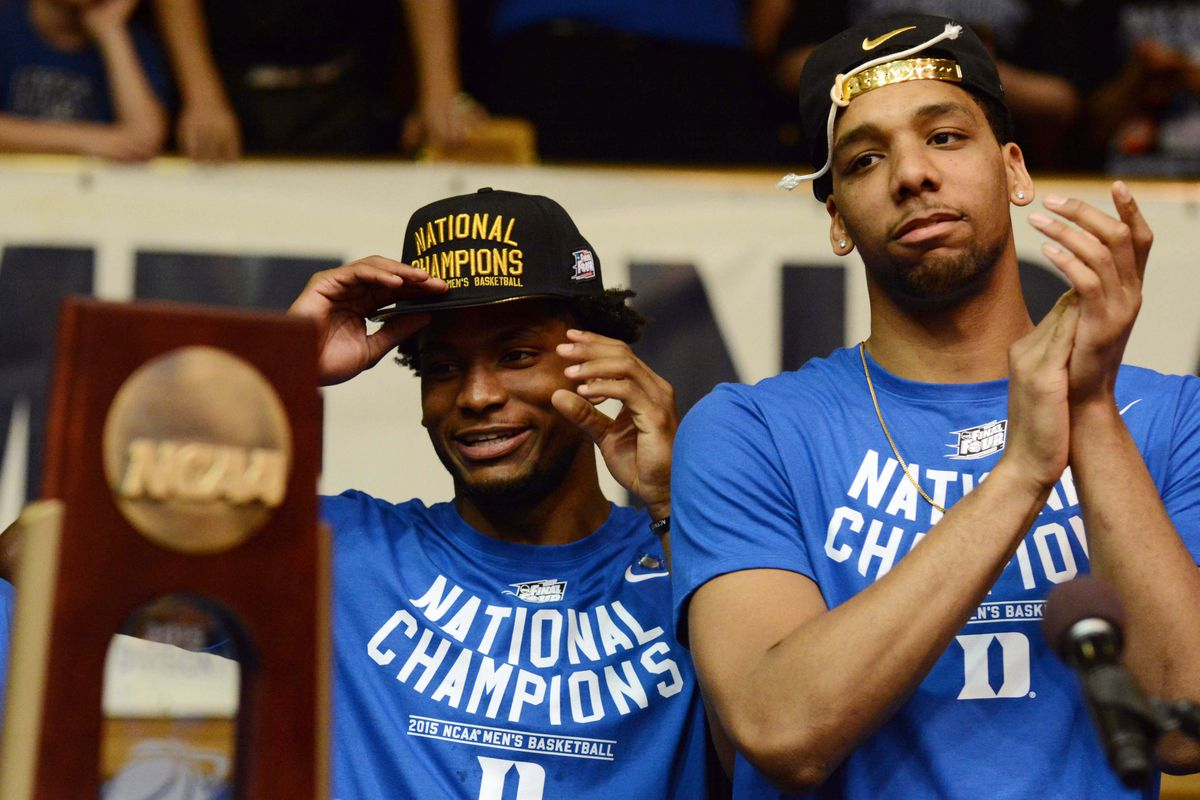 These are two guys who the Knicks could pick between 2nd and 5th. Sadly, they're not KAT.