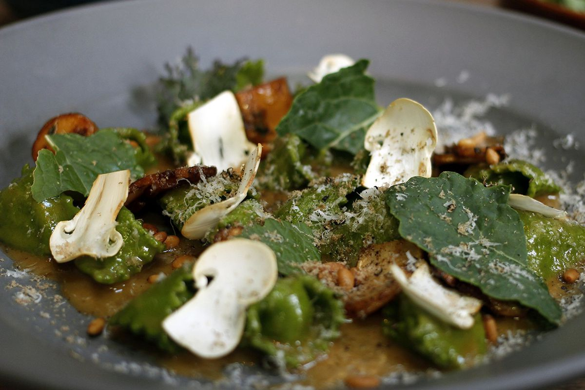 eat like a regular at central kitchen by ordering the off menu short rib agnolotti - Central Kitchen Sf