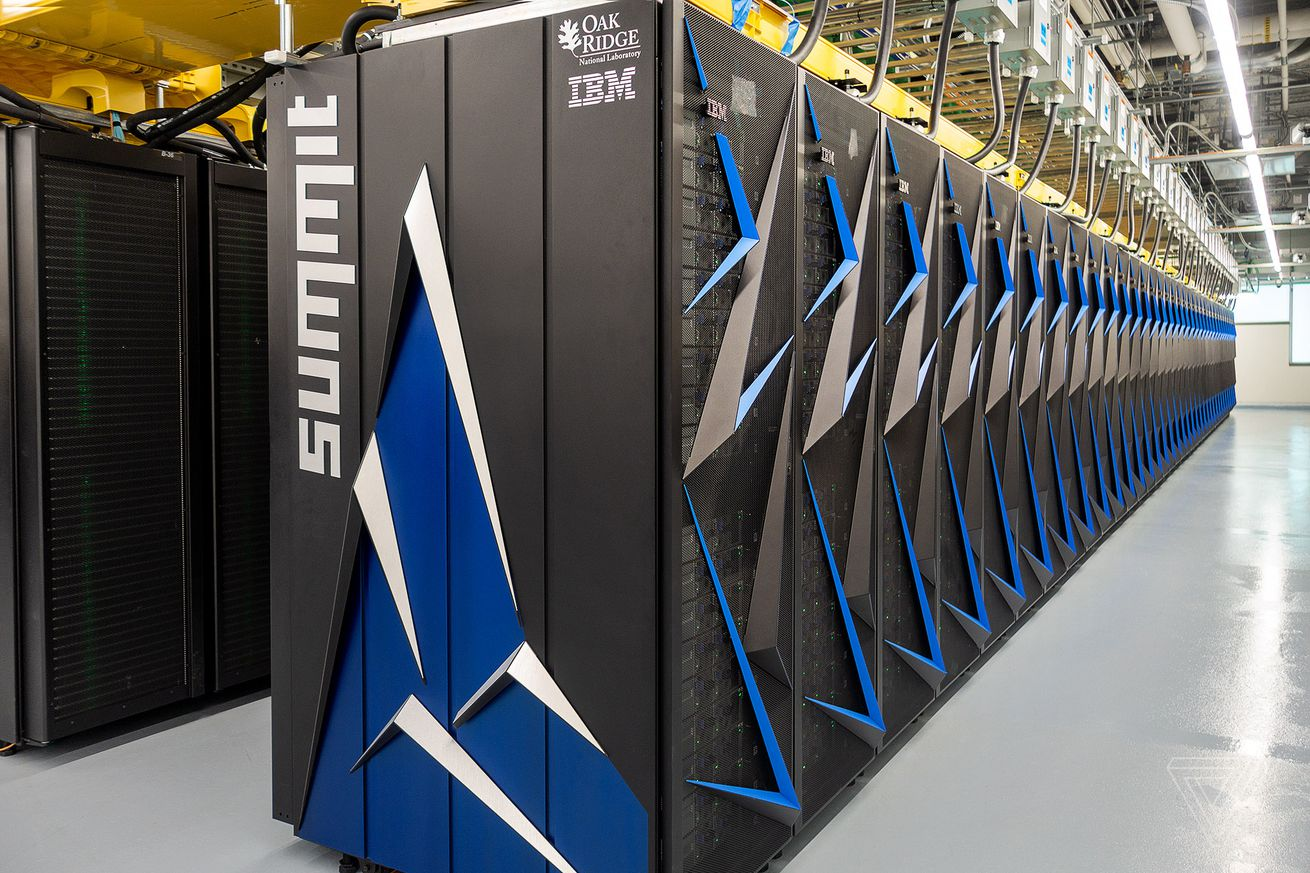 the world s fastest supercomputer is back in america