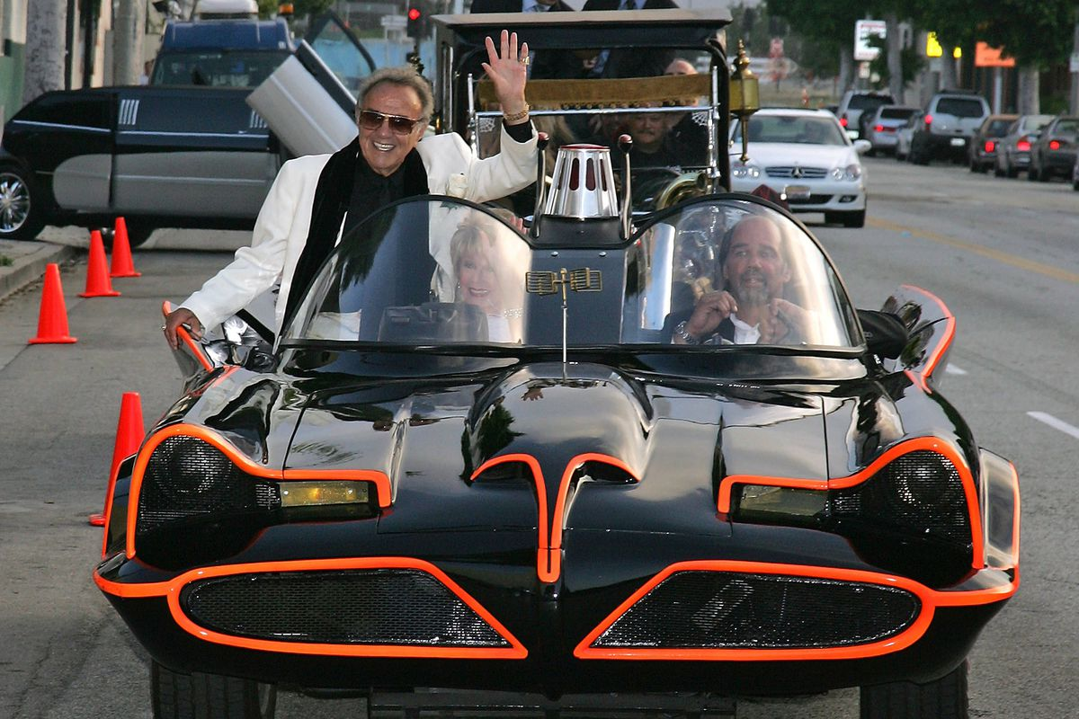 the man who created the original batmobile has died the verge. Black Bedroom Furniture Sets. Home Design Ideas