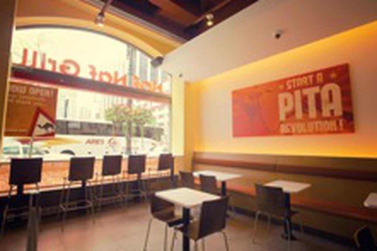 Middle Eastern Restaurants South San Francisco