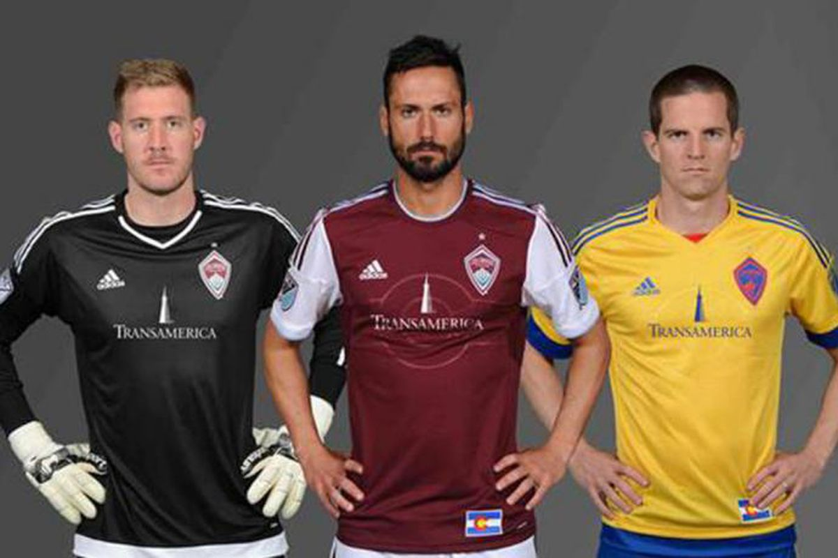 The New Kit  What might this year s Colorado Rapids jersey look like ... e063840a8