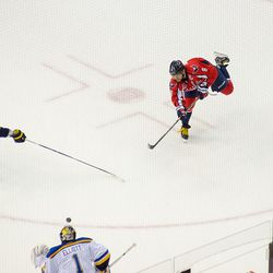 Ovechkin Scores Second of Game