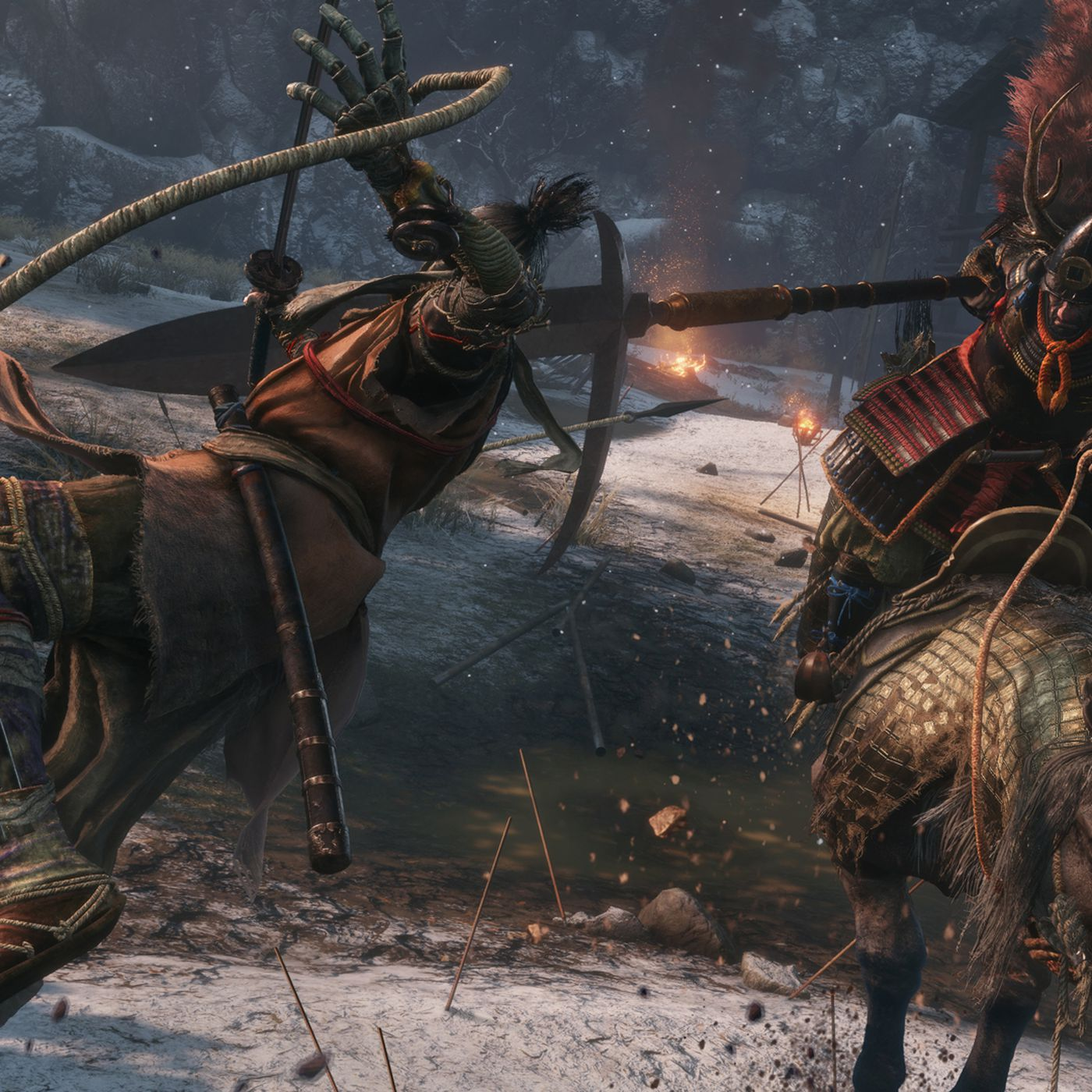 Sekiro 'easy mode' and more graphical options arrive on PC