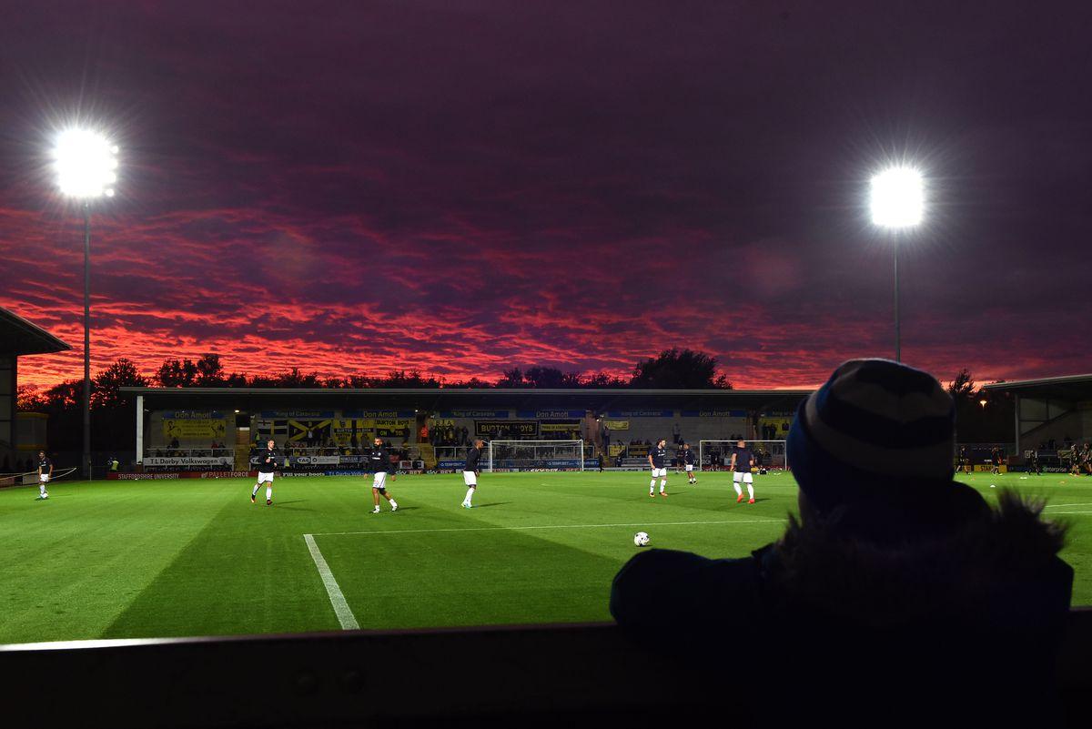 Burton Albion v Queens Park Rangers - Sky Bet Championship