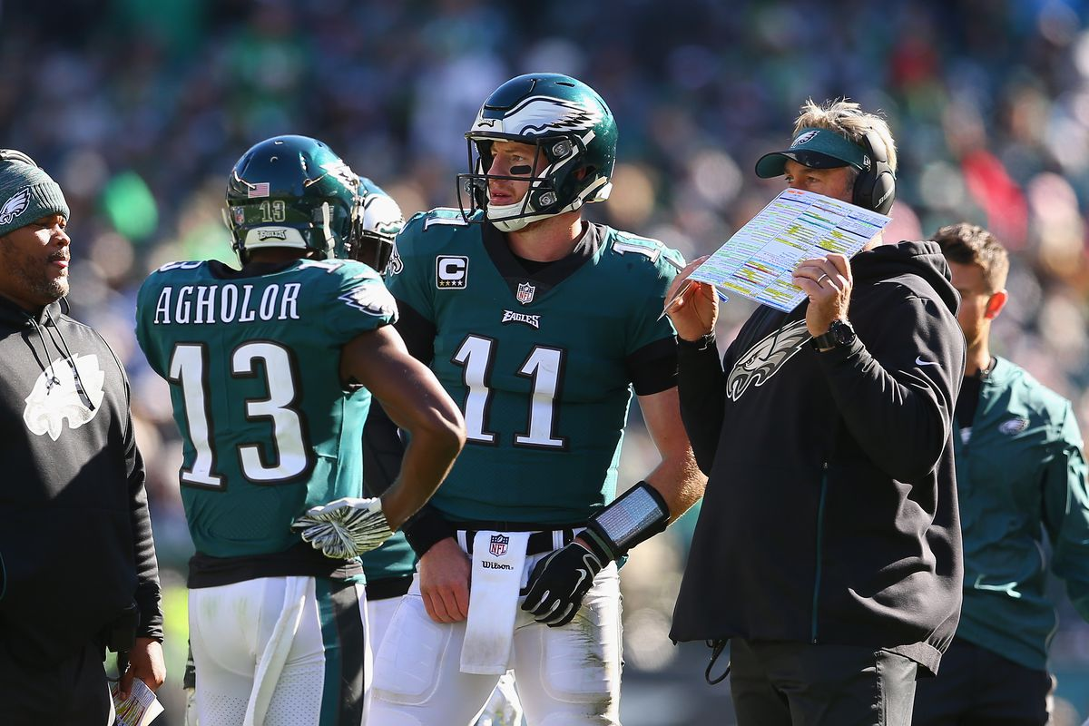 5cacbee5eb0 NFL Panic Index 2018: Why is the Eagles' Super Bowl hangover so bad?