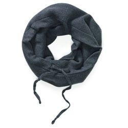 """<b>Community</b> scarf, <a href=""""http://us.aritzia.com/product/hermias-scarf/54179.html?dwvar_54179_color=6046#start=107"""">$27.50</a> (from $55)"""