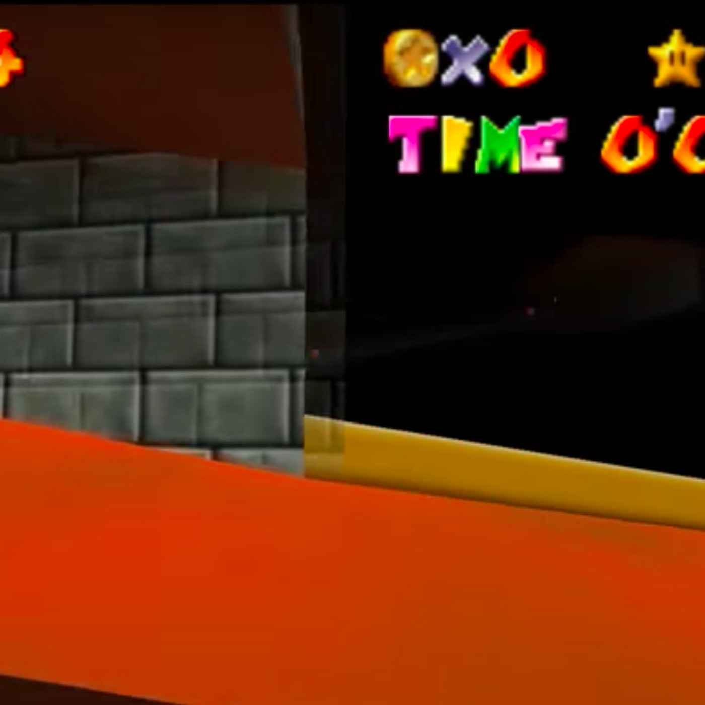 Super Mario 64 hack gives Mario a dizzying first-person perspective