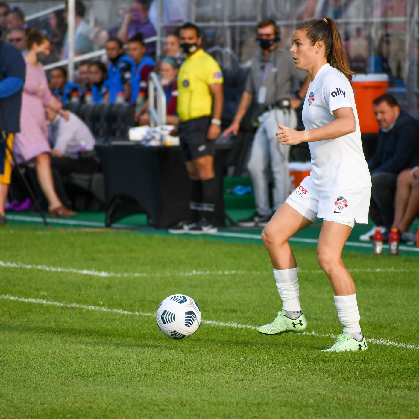 Ol Reign Vs Washington Spirit Time Tv Schedule And How To Watch Nwsl Online Black And Red United