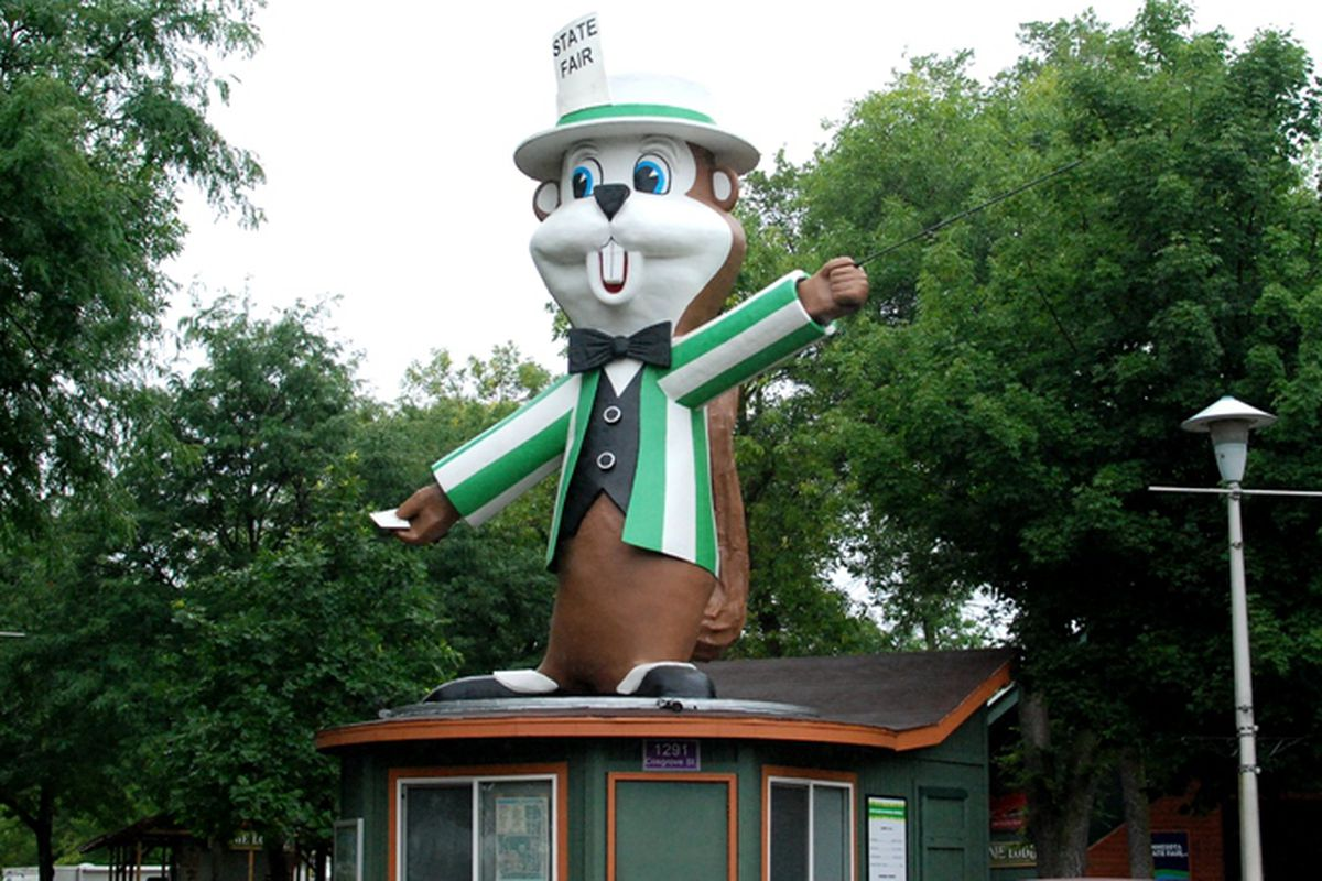 The Minnesota State Fair recognizes the best of the best
