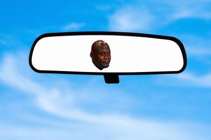 Jordan Mirror