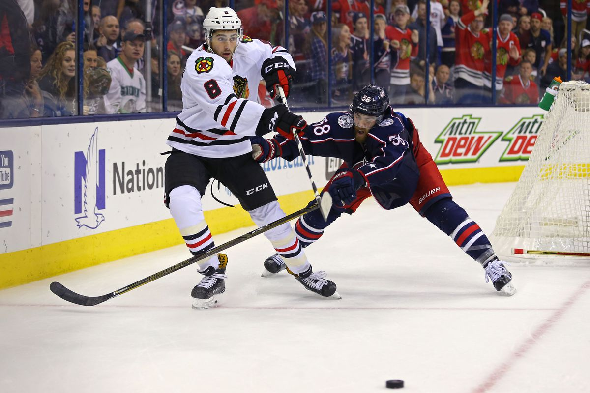 Morning Bag Skate: Blackhawks win preseason opener against Blue ...