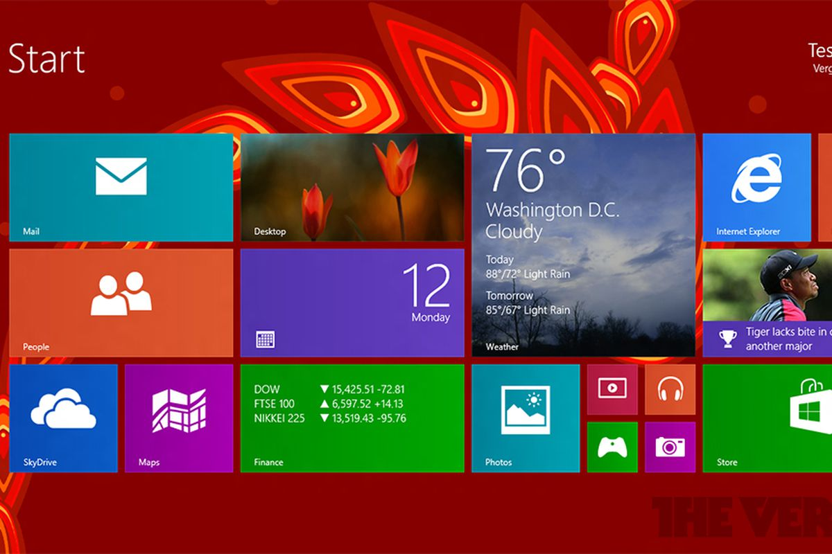 Gallery Photo: Windows 8.1 build 9471 screenshots