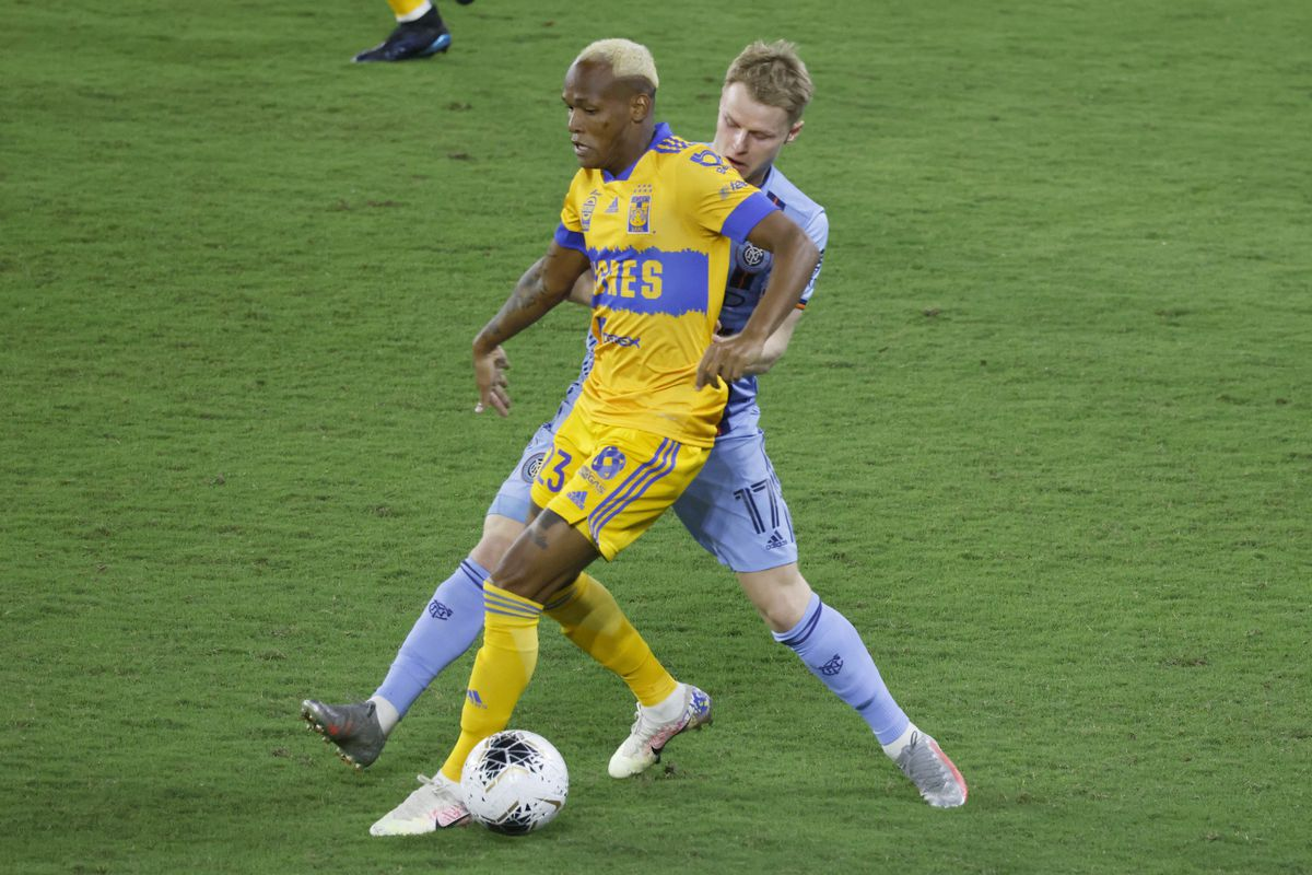 Soccer: 2020 Scotiabank Concacf Champions League - Quarterfinals-Tigres UANL at New York City FC