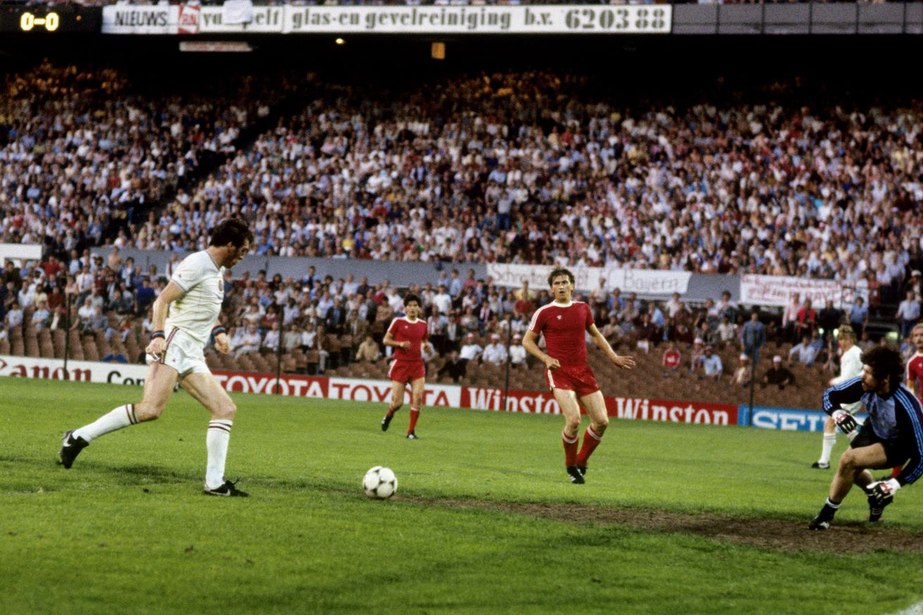 Five Bayern Munich games that defined the dramatic 1980s