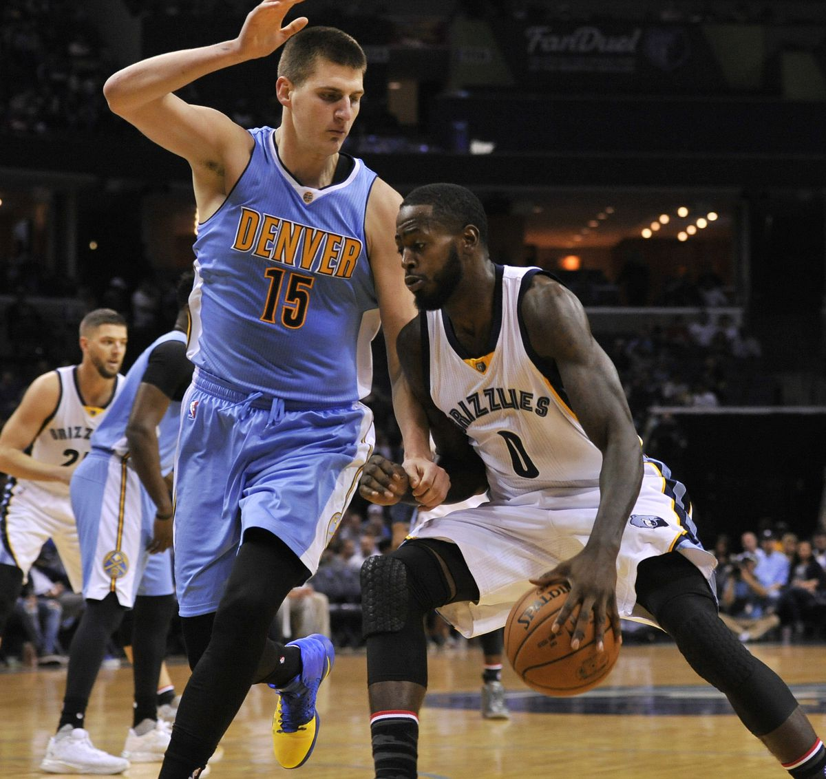 Denver Shooting Competition: Memphis Grizzlies Vs. Denver Nuggets Game Preview