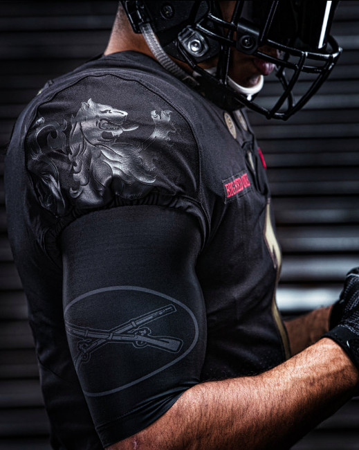 99b7b3bd062 Army-Navy uniforms 2018: The stories behind the slick alternate ...