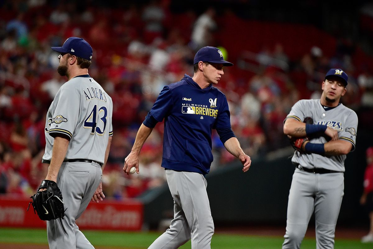 08bf352d Brewers lose 9-4, Cardinals now 4 up on Brew Crew in NL Central ...