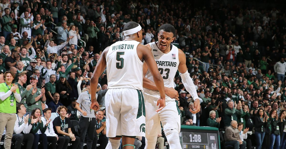 FanPulse: Michigan State confidence bounces back