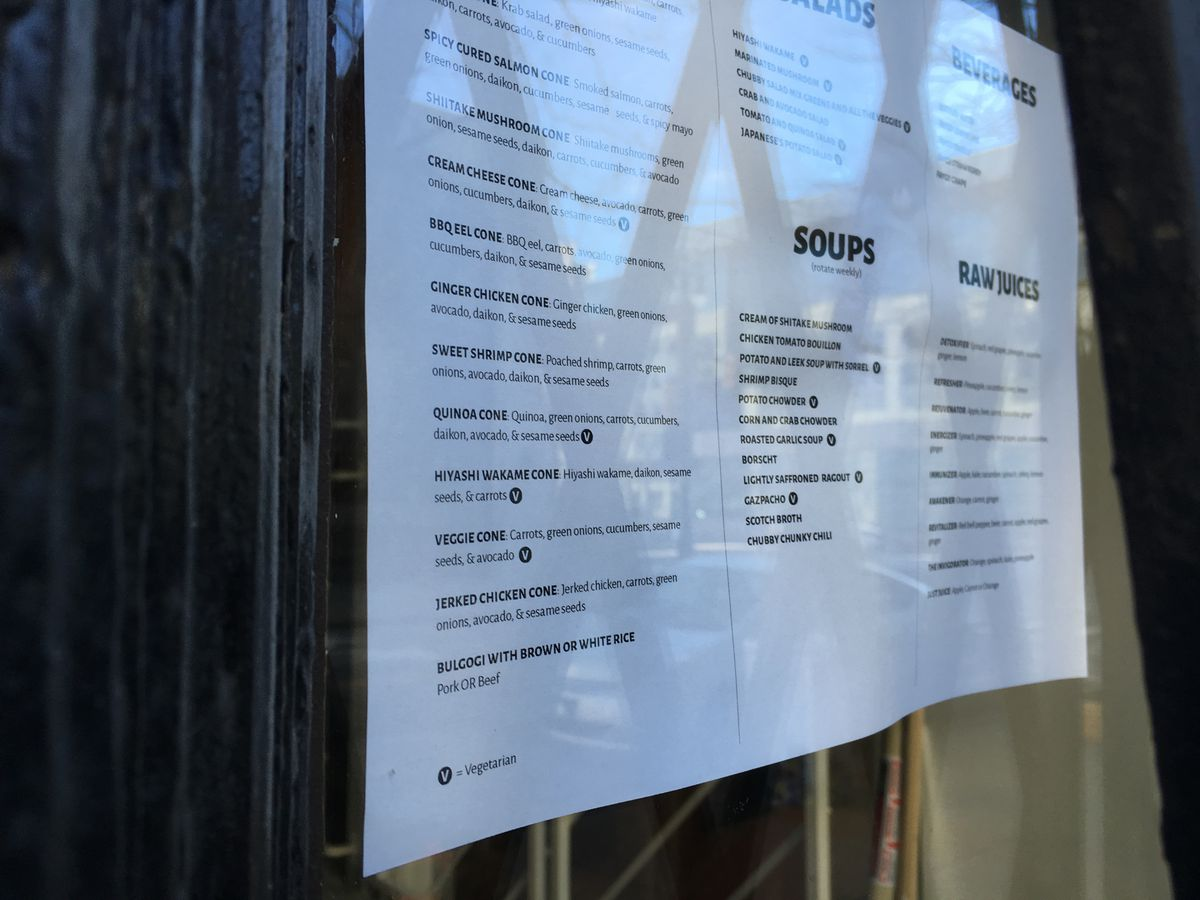 Flint S Chubby Duck Filling Former Cilantro Space Downtown
