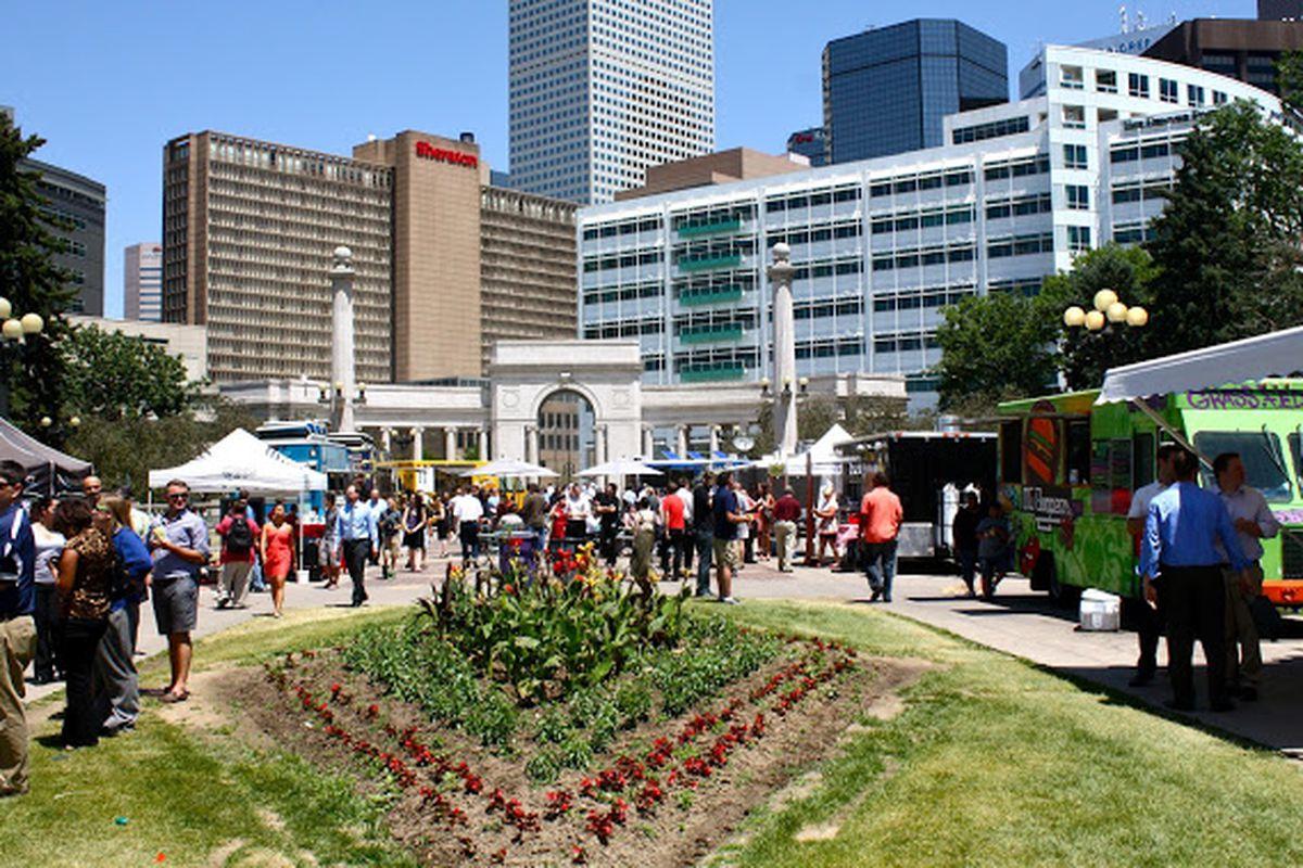 Lobster Bliss Food Truck Will Debut at Civic Center Eats - Eater Denver
