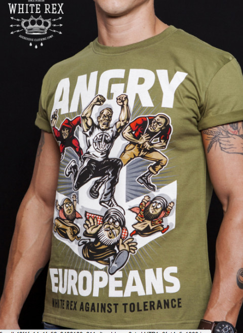 Feature: How an MMA clothing brand spreads racism and hate
