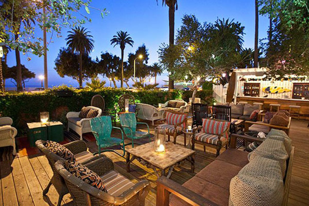 Image Of The Bungalow Santa Monica Via