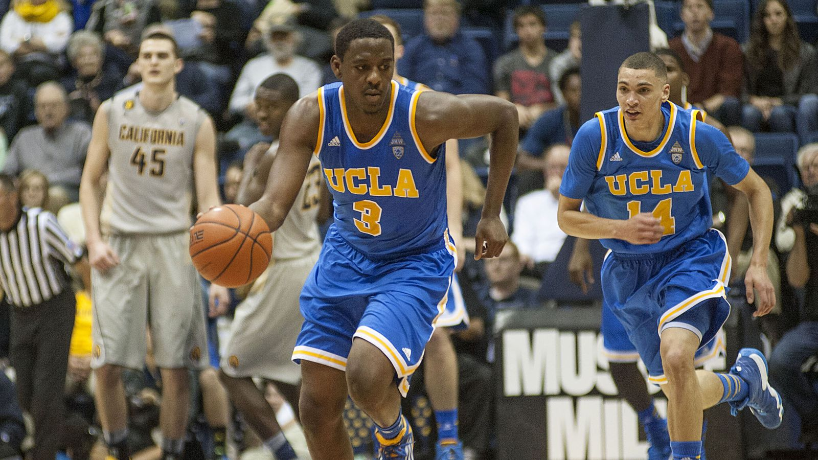 UCLA Basketball: Early 2014-2015 Preview - Bruins Nation