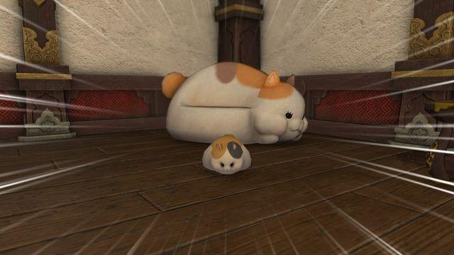 Final Fantasy 14's Naoki Yoshida talks Fat Cat, Blue Mage, and more