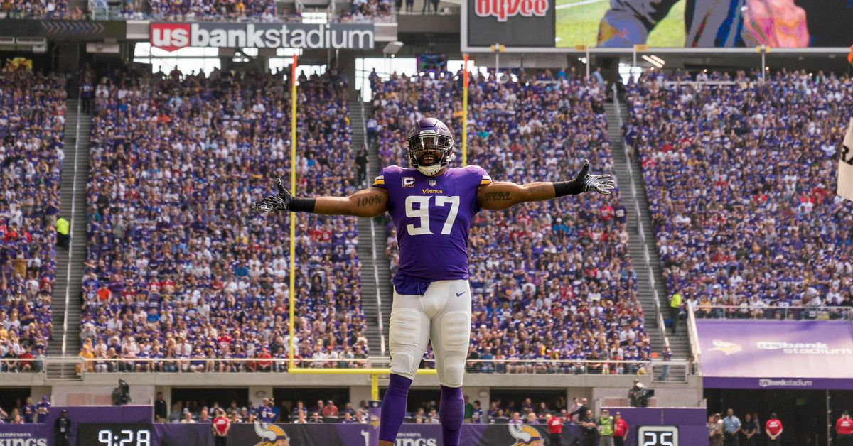 Minnesota Vikings injury report: Dalvin Cook, Everson Griffen OUT vs Buffalo - D...