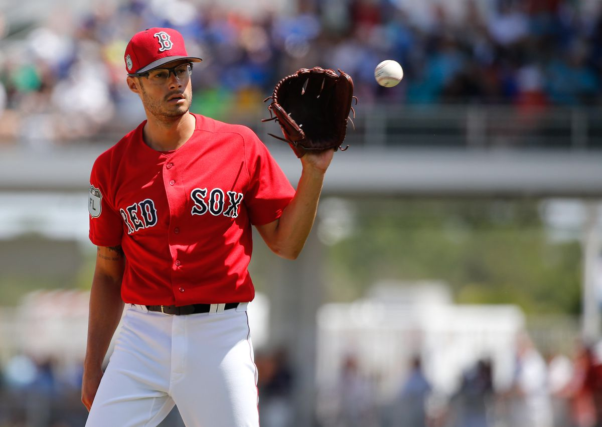 MLB: Spring Training-Toronto Blue Jays at Boston Red Sox